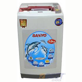 Trạm bảo hành máy giặt Sanyo