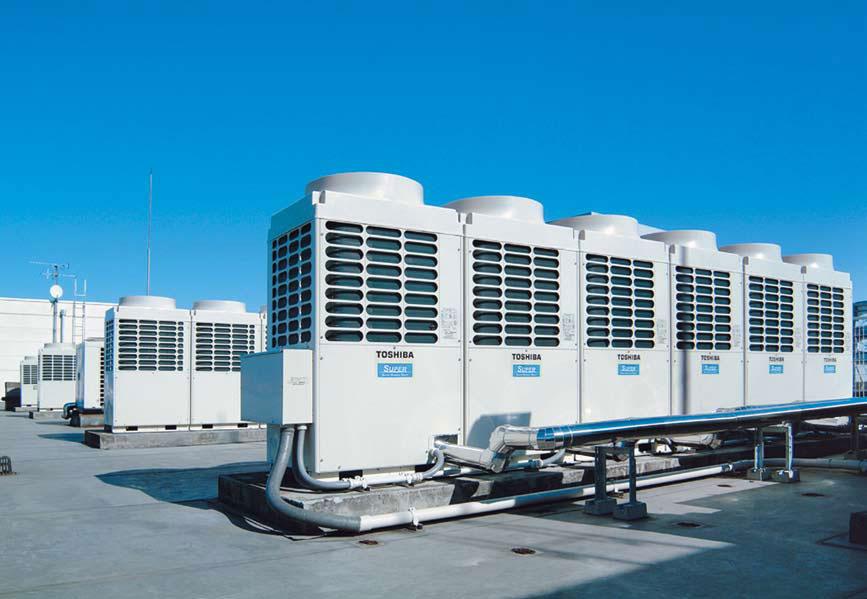 Lắp đặt hệ thống lạnh trung tâm