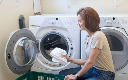 Cách tự sửa máy giặt