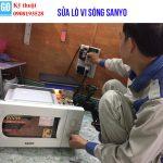 Sửa lò vi sóng Sanyo tại nhà