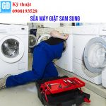Sửa máy giặt Sam Sung tại TP.HCM